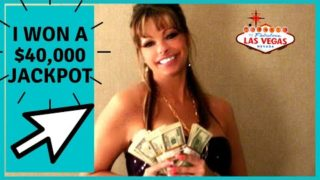 I'm a Las Vegas Slot Machine Jackpot Winner!