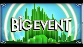 Live Play of Wizard of Oz – Great and Powerful Oz Slot Machine with Bonuses