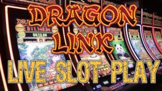 Live Winning Dragon Link Slot Play from Las Vegas – Too Many Bonuses to Count!