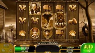 The Wizard of Oz Slots – Gameplay Review / Walkthrough / Free game for iOS: iPhone / iPad